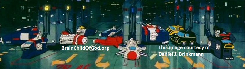 Vehicle Voltron Teams in dock