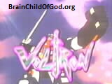 Vehicle Voltron Title Card